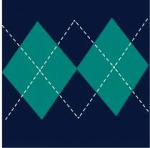 Comfort fit logo
