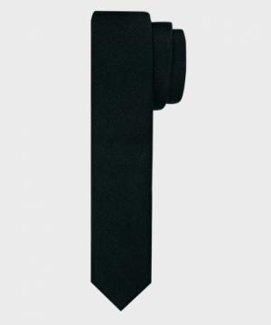 100% Zijde-Slim fit-5 cm breed logo