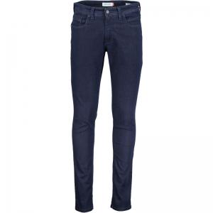 Slim fit super stretch jeans logo